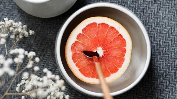 grapefruit gesund wirkung kalorien