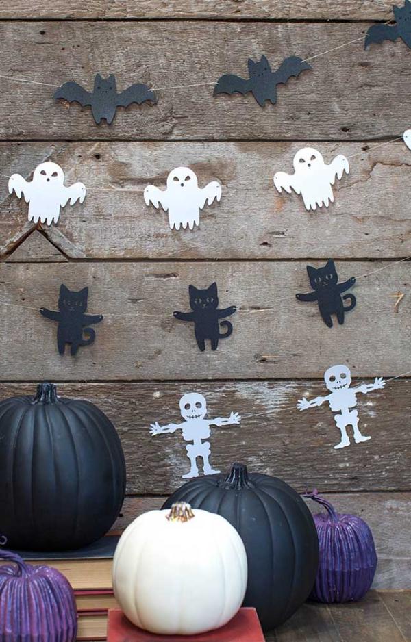 halloween deko dekoration bastelideen