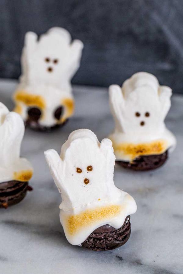 halloween deko leckere kuchenideen
