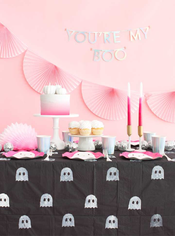 halloween deko party deko ideen