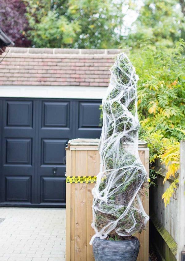 halloween dekohofgestaltung ideen
