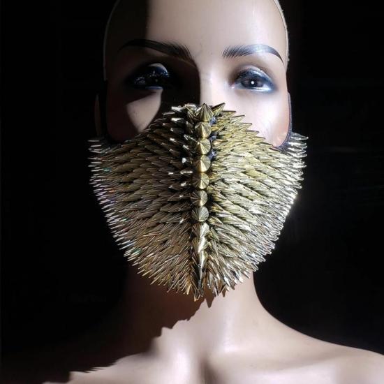 halloween mundschutzmasken 2020 gruselige ideen