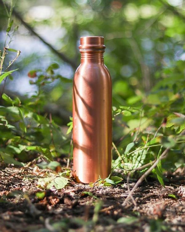 hochwertige kupferflasche vorteile