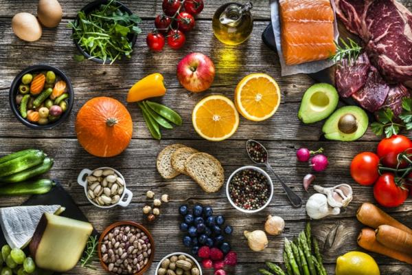 φρέσκα φρούτα και λαχανικά ενισχύουν το ανοσοποιητικό σύστημα