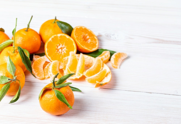 immunsystem stärken mit vitamin c mandarinen