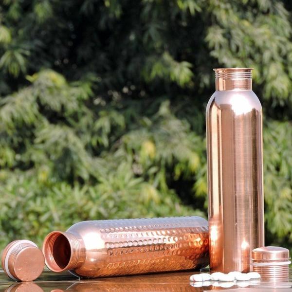 kupferflaschen schönes design