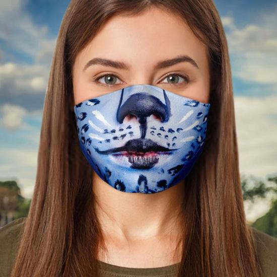 mundschutzmasken halloween 2020