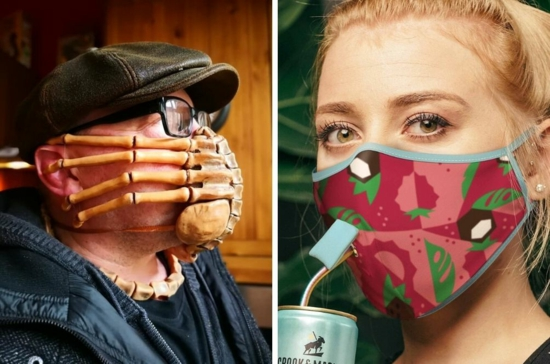mundschutzmasken zu halloween 2020