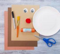 Rentier basteln mit Kindern – einfache Anleitungen und tolle Ideen zu Weihnachten