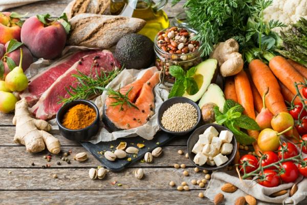 thymusdrüse gesund ausgewogene ernährung