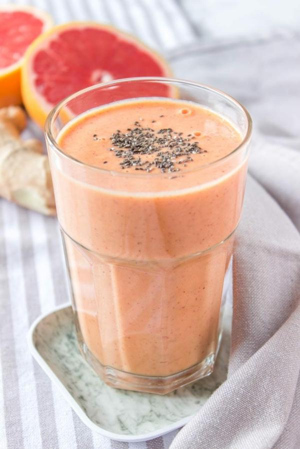 smoothie ingwer grapefruit gesund