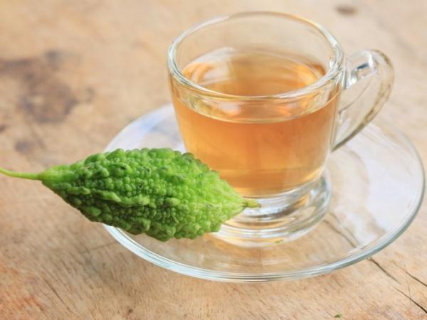 tee aus bittermelone bittergurke gesunde vorteile