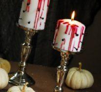 Halloween Tischdeko – 49 Ideen für die perfekte Gruselparty zu Hause