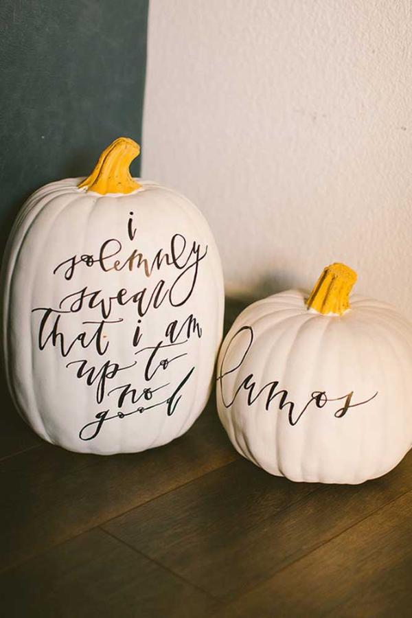 tolle ideen für die wohnung halloween deko selber machen