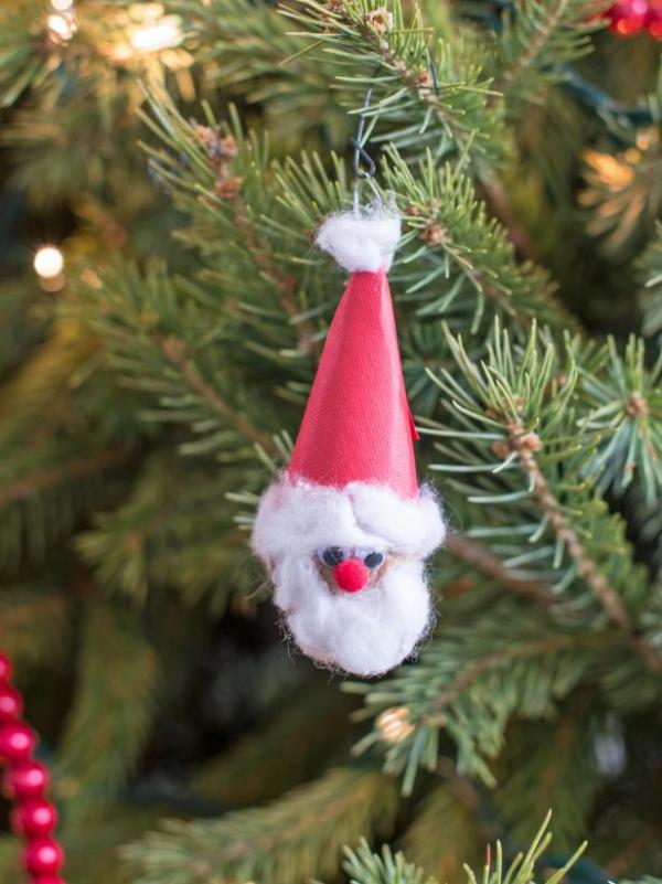 Basteln mit Walnüssen zu Weihnachten und nicht nur – Ideen und Anleitung weihnachtsmann wichtel basteln