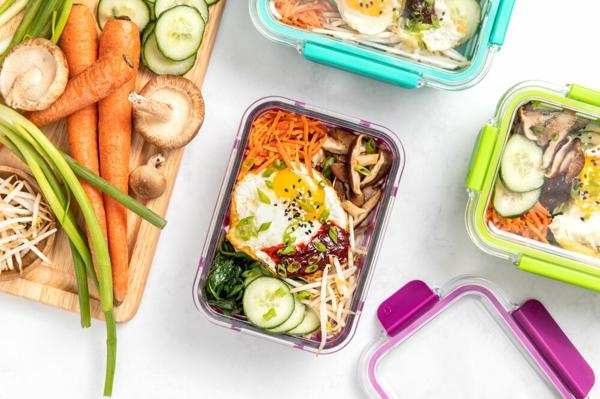 Bibimbap Rezept korianische Reispfanne Zubereitung Tipps