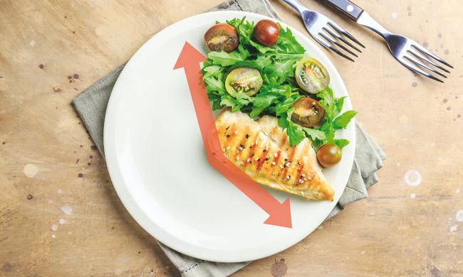 Dinner Cancelling Verzicht auf das Abendessen Teller bis 17 Uhr schlemmen