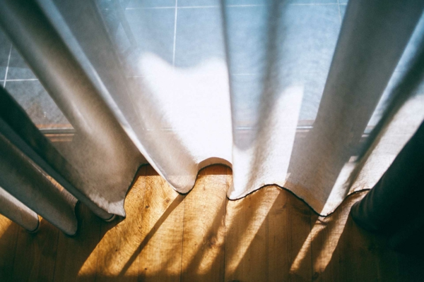 Gardinenlänge Wie berechne ich die Länge meiner Vorhänge richtig2