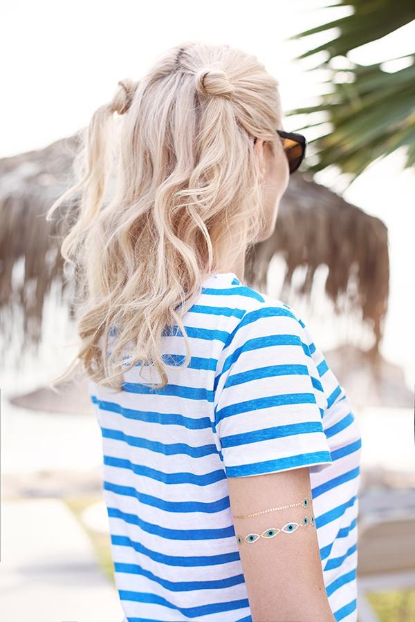 Hübsche, schnelle und einfache Frisuren für Anfänger, die in 5 Minuten machbar sind ausgefallene frisur idee dutt