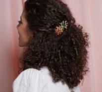 Hübsche, schnelle und einfache Frisuren für Anfänger, die in 5 Minuten machbar sind