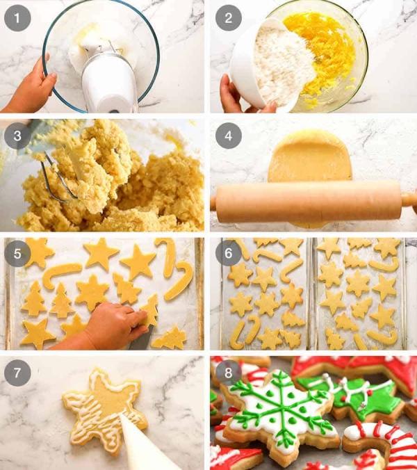 Köstliche Plätzchen Rezept Ideen für ein genussvolles Weihnachten anleitung rezept idee kekse