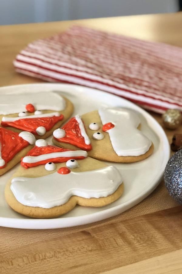 Köstliche Plätzchen Rezept Ideen für ein genussvolles Weihnachten herzen weihnachtsmänner niedlich