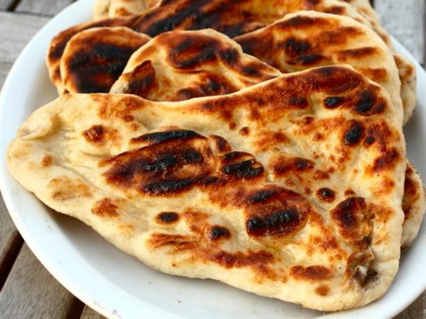 Naan Brot backen Rezept und nützliche Tipps