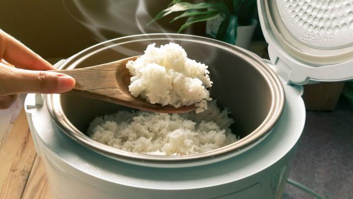 Reisdiät Reis richtig kochen dann essen und genießen