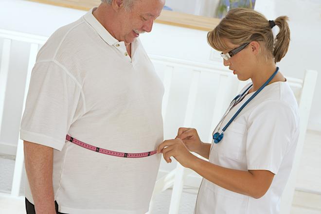 Stoffwechseldiät Easy-Body-System auch für ältere Leute mit Übergewicht geeignet