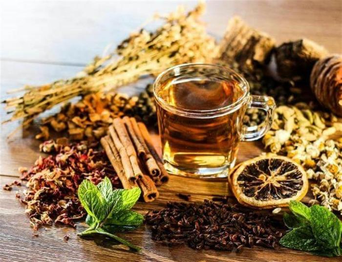 Tee selber machen wintertee weihnachtstee minze