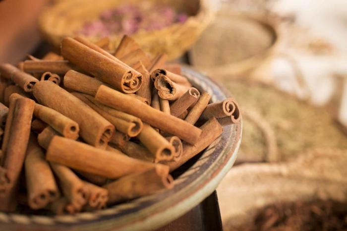 Tee selber machen wintertee weihnachtstee zimtstange