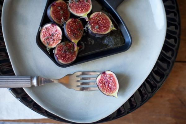 Traditionelle und köstliche Raclette Ideen fürs Pfännchen mit Tipps feigen dessert süß