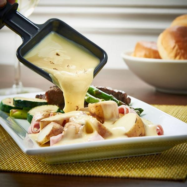 Traditionelle und köstliche Raclette Ideen fürs Pfännchen mit Tipps käse rezept ideen kartoffel salat