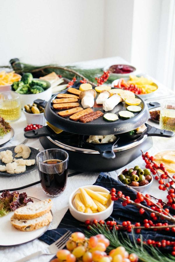 Traditionelle und köstliche Raclette Ideen fürs Pfännchen mit Tipps raclette mit veganen optionen