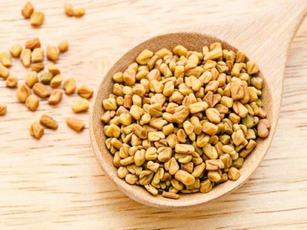 Was hilft gegen Juckreiz jukende Haut Bockshornklee Samen