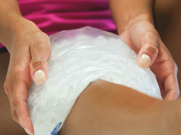 Was hilft gegen Juckreiz jukende Haut kalte Kompresse