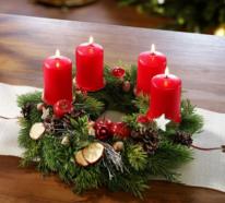 3 Must-Haves in der traditionellen Weihnachtsdeko zu Hause