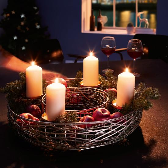 Weihnachsdeko 3 Must-Haves weihnachtliche Aromen Orangenduft Gewürznelken ideen