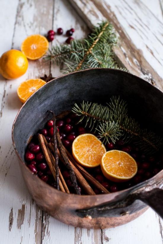 Weihnachsdeko 3 Must-Haves weihnachtliche Düfte die Aromen des Weihnachtsfestes