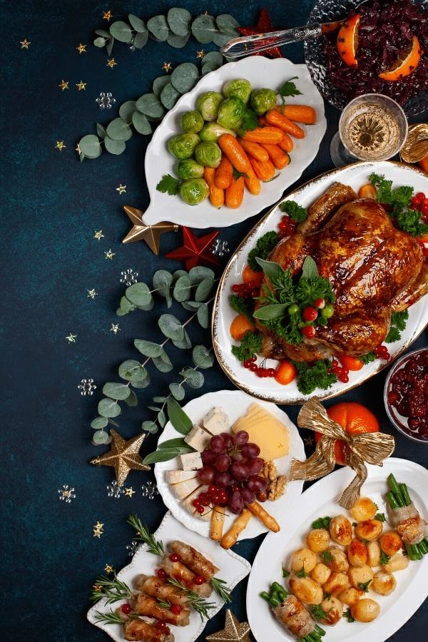 Weihnachtsmenü Ideen Catering Weihnachtsfeier veranstalten