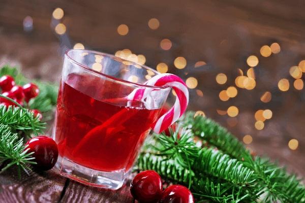 Weihnachtsmenü Ideen Cocktails Weihnachtsfeier veranstalten