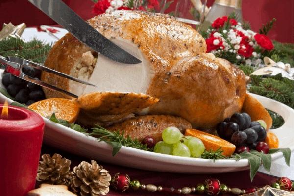 Weihnachtsmenü Ideen Hauptgericht Weihnachtsfeier veranstalten