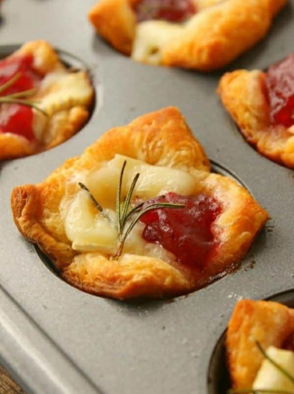 Weihnachtsmenü Ideen Muffins Weihnachtsfeier veranstalten
