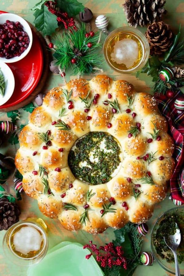 Weihnachtsmenü Ideen Weihnachtsfeier veranstalten Abendessen