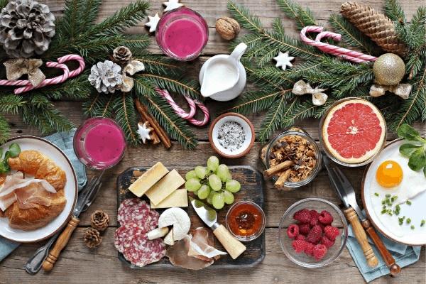 Weihnachtsmenü Ideen Weihnachtsfeier veranstalten