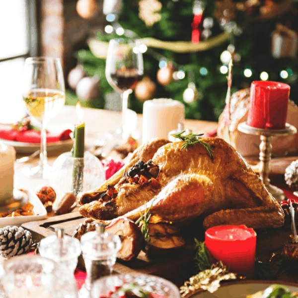 Weihnachtsmenü Ideen und Tipps traditionelles Weihnachtsfeier Menü
