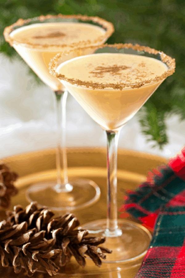 Weihnachtsmenü Ideen zum Trinken Weihnachtsfeier veranstalten