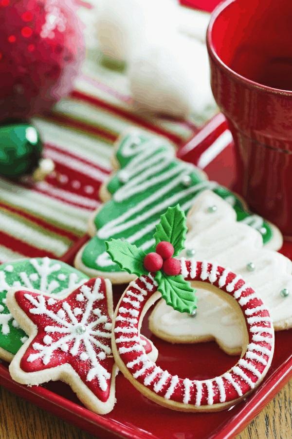 Weihnachtsmenü Nachtisch Ideen Weihnachtsfeier veranstalten