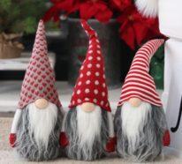 Weihnachtswichtel basteln – Ideen und Anleitung für eine fantastische Winterdeko