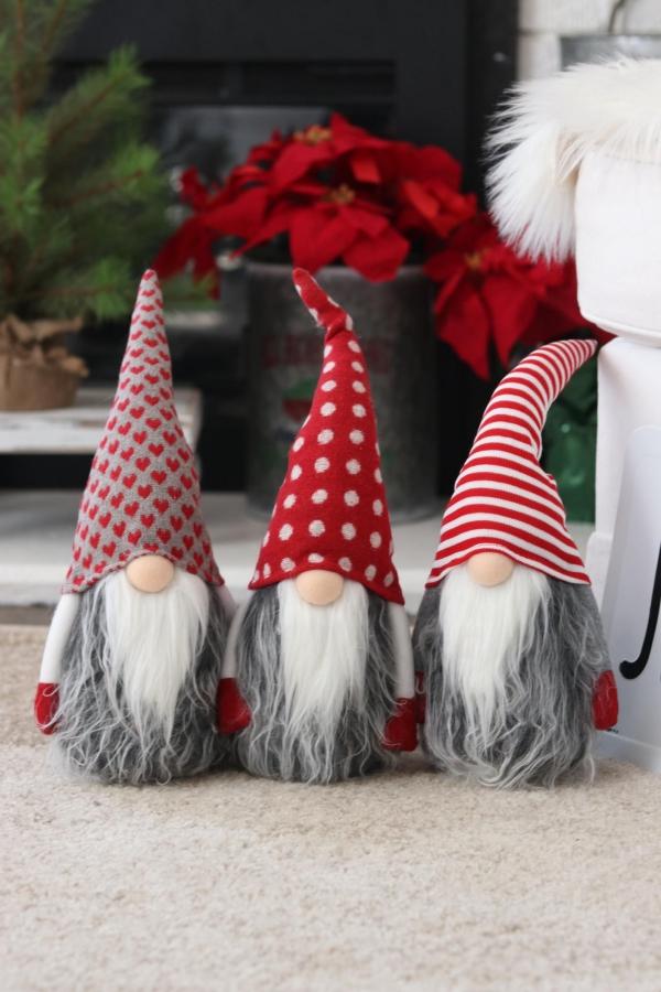 Weihnachtswichtel basteln – Ideen und Anleitung für eine fantastische Winterdeko wichtel ideen niedlich diy